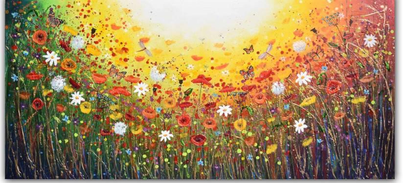 Amanda Dagg, painting