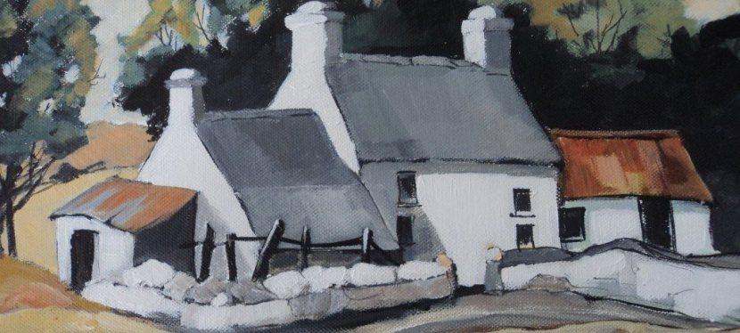 Beatrice Williams, painting