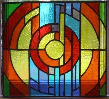 John Mcveigh, stained and fusedglass