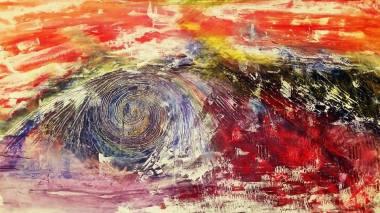 Helen Temblett - https://artsinthetawevalley.com/helen-temblett-painting/