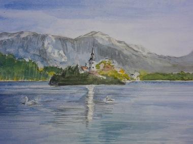 Martin Davies - https://artsinthetawevalley.com/martin-davies-watercolour-pastel/