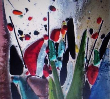 Heather Pudner - https://artsinthetawevalley.com/heather-pudner-glass/