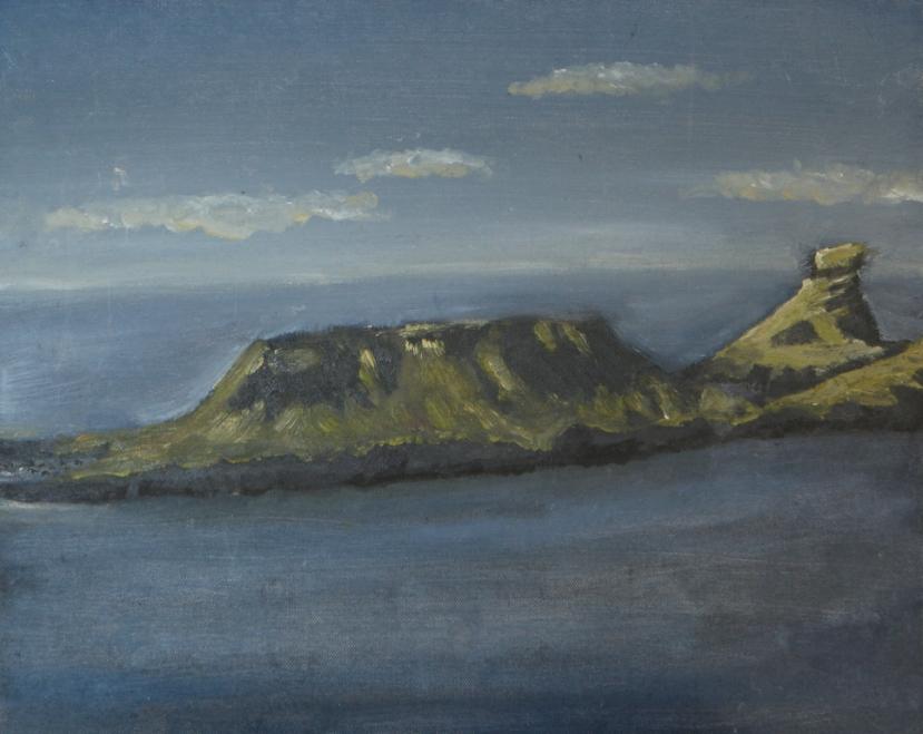 Isla Rickson, paintings