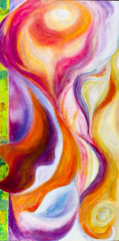 Sonia Williams - https://artsinthetawevalley.com/sonia-williams-painting-textiles/