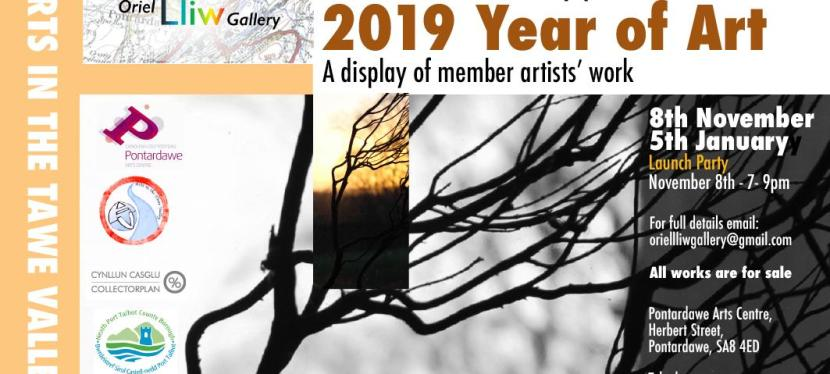 2019 Year of Art
